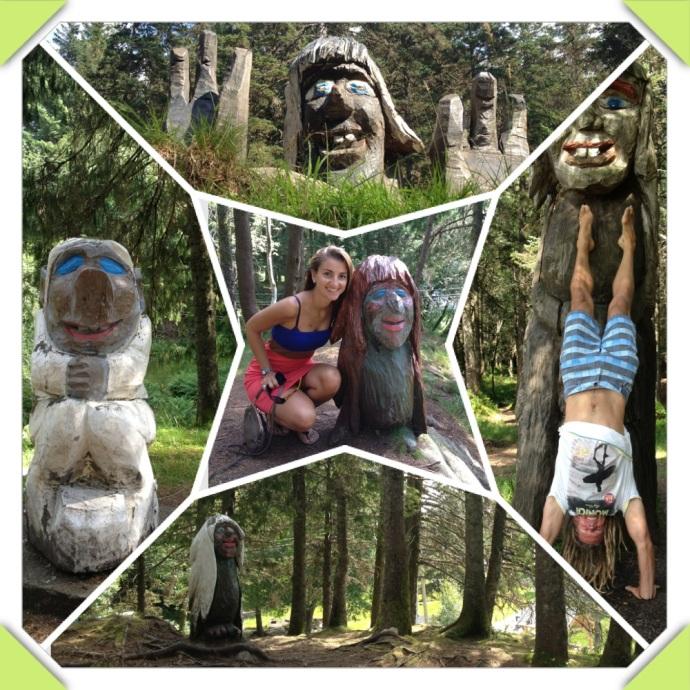 Troll Forest Bergen