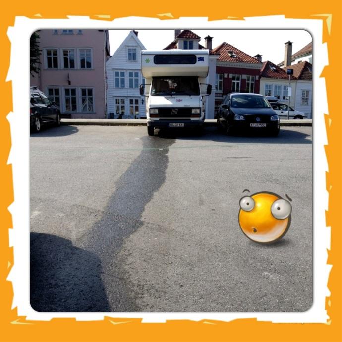 Parking in Bergen